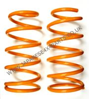 Toyota Surf / 4Runner 2.4TD - LN130 Import (1988-08/1993) - Rear Suspension Coil Spring Pair